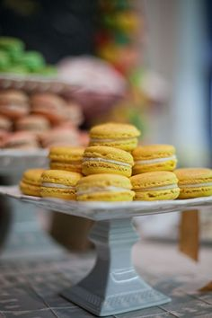 French macaroons!