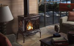 wood stove surrounds gallery | Watch video to learn more about sunjoy outdoor woodburning fireplace