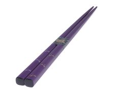 Purple Colored Dragonfly Chopsticks
