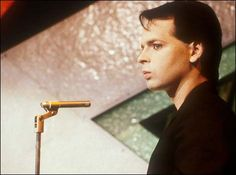 Gary Numan was my all time fav. New Wave artists in the late 70's/early 80's. His famous hit is Cars. I was such a fan that I cut my hair like his & wore many pilot-type zip up suits.  His music, along with a few other synth bands are what got me turned on to the techno/ambiant/electronic music of today.  *Nine Inch Nails lead singer is a big fan of Mr.Numan and had him appear during one of their concerts.