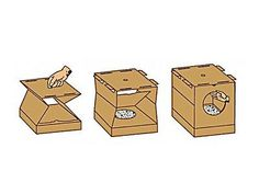 Disposable Cat Litter Box