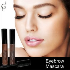 Sculpt your eyebrows into a sleek structured look with #Eyebrow #Mascara