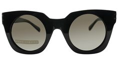Marc Jacobs MJ 532S 807 EJ Black Square Plastic Sunglasses - 45mm