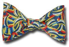 Liberty of London Fierce Bow Tie
