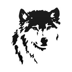 Decal Sticker Classic Wolf Head Track Car Window 7 Years Vinyl RS224 | eBay