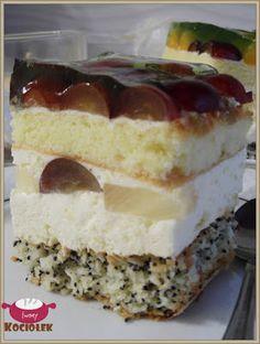 Kociołek Iwony: Egzotyczny z ananasem Homemade Cakes, Tiramisu, Ale, Cheesecake, Ethnic Recipes, Sweet, Food, Food Cakes, Pineapple