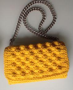 Bubble crochet bag | Bags | Pinterest | Crochet bags, Crochet and Bags