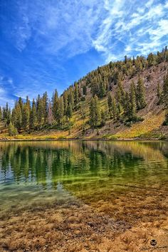 ✮ Lake Cathrine - Utah - Awesome Pic!