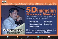 Success Mantra !!!