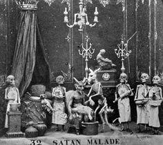 Satanic Altars