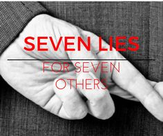The lies we tell with reference to other people. She is just a friend  Oh no she is not. Whilst it is entirely the case that we will have friends, both in the inner and outer circles who are of …