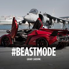 What's cooler than a Lamborghini Veneno Roadster on the road? A Lamborghini Veneno Roadster on an aircraft carrier with fighter jets, obviously. Lamborghini Veneno, Lamborghini Photos, Veneno Roadster, Roadster Car, Most Expensive Car, Car In The World, Amazing Cars, Car Car, Fast Cars