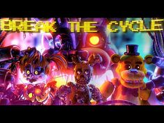 FNAF/SFM ➤ Break The Cycle / Song By TryHardNinja. - YouTube Fnaf Song, Fnaf Characters, Original Song, Thankful, Songs, Concert, Youtube, Concerts, Song Books