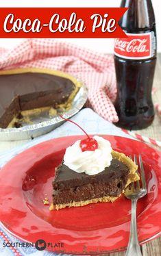 Coca-Cola Pie