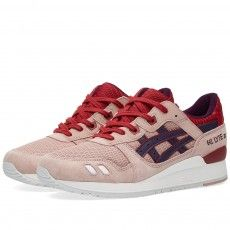 Asics Gel Lyte III (Adobe Rose & Purple)