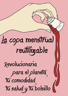 Copa Menstrual Meluna, Menstrual Cup, Gender Issues, Cup Art, Moon Child, Gift, Health, Puffer, Veneno