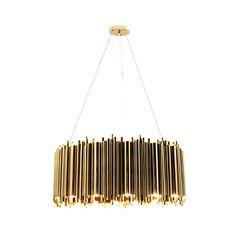 Get to know the best mid-century lighting design for your modern home | www.delightfull.eu/blog | #homedecor #lightingdesign #midcentury