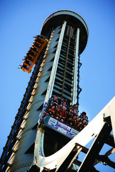 Tower of Terror and Giant Drop, Dreamworld
