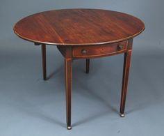 Georgian Pembroke table : The British Antique Dealers' Association