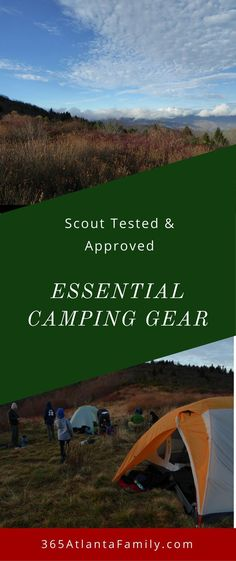 682d5680d6a87 Cool Camping Gear- Who better to ask then a boy scout for #essential #