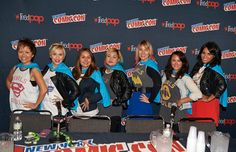 "October 9, 2015: ""DC Super Hero Girls"" Wows New York Comic Con ift.tt/1GzOtKS"