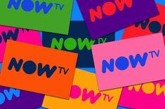 NowTV Rebrand