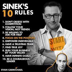 4 Likes, 0 Comments - Evan Carmichael Rules And Laws, Simon Sinek, Follow You, Ask For Help, Law School, Speakers, Competition, Entrepreneur, Believe