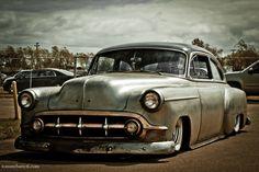 tommybarrett:    My favorite car at the West Coast Customs Car Show yesterday in Santa Maria.