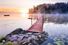 30 Photos that will make you want to move to Minnesota! The Midwest is known for its warm and friendly people, this reminds us that the outdoors are just as inviting.