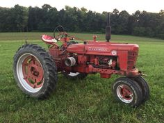 Tractor Pictures, Farmall Tractors, International Harvester, Farm Life, First Love, Vehicles, First Crush, Puppy Love, Car