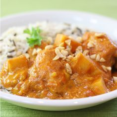 Crock-Pot ® Spicy Peanut Chicken recipes http://www.crockpot.co.uk/Recipe.aspx?rid=1655