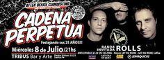 CGCWebRadioArgentina®: Agenda de Recitales Julio 2015