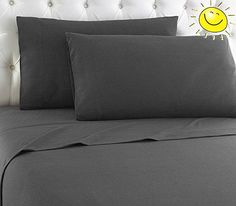 "#cool Package Includes : - 1-King Flat sheet 80x96"" (203x244cm) + 1-King Fitted #Sheet 72x84"" (183x213cm) + #2-Pillow Cases 20x40"" each. (51x102cm)"