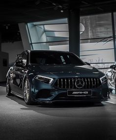 Mercedes Amg Gt S, Mercedes Benz Models, Classe A Amg, A Class Amg, Mercedes Benz Wallpaper, Bentley Continental Gt Speed, A45 Amg, City Car, Top Cars