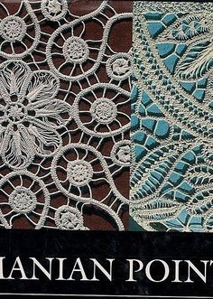 Romanian Point Lace Freeform Crochet, Filet Crochet, Crochet Motif, Irish Crochet, Crochet Lace, Crochet Needles, Thread Crochet, Crochet Crafts, Macrame Patterns
