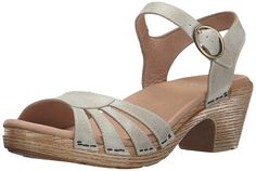Dansko Women's Marlow Heeled Sandal *** Discover this special product, click the image : Dansko sandals