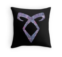 The Mortal Instruments City of Bones Rune Throw Pillow