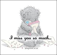 I miss you I Miss My Sister, I Miss You, I Love You, Teddy Pictures, Blue Nose Friends, All Things Cute, Cute Teddy Bears, Baby Dolls, Best Friends Forever