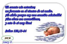 Salmos Proverbios y Citas Bíblicas: Salmo 139