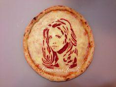 Artistman pizza