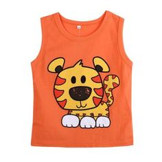 New-Cool-Baby-Toddler-Boys-Kids-Casual-Cotton-Tops-Vest-T-shirt-Outfits-1-6Y **************************************** eBay: גופיה 100% כותנה לילדים עד גיל 6 מ-15 ₪ + משלוח חינם! מגוון דגמים לבחירה