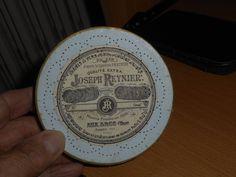 BOITE ANCIENNE GRAINES DE VERS SOIE COCONS JAUNES BEL ETAT | eBay