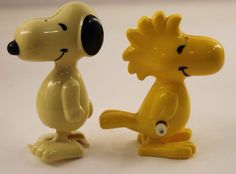 Snoopy & Woodstock Windup Toys