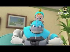 Arpo the robot for all kids # 49 English Cartoon HD   YouTube