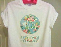 5sos shirt need