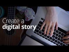 Create a digital story - YouTube