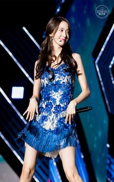 150827 Lion Heart - Yoona SNSD @ MCountdown Special