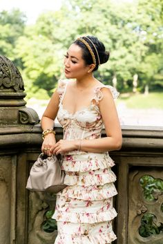 Pretty Summer Floral Dresses - Wendy's Lookbook Wendy's Lookbook, Types Of Dresses, Dress Outfits, Lace Skirt, Peplum Dress, Floral Dresses, Style Inspiration, Summer Dresses, Pretty