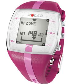 40 lbs down and decided to purchase a real accurate HRM.  Meet my Polar FT4.  Its proving to be beneficial already!