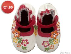 Because good shoes help those tiny feet develop!!! Top 10 Shoes for New Walkers